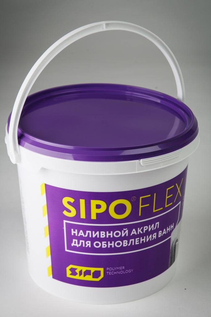 Жидкий акрил Сипофлекс Sipoflex купить