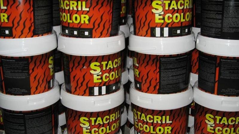 Жидкий акрил STACRIL (Стакрил) купить
