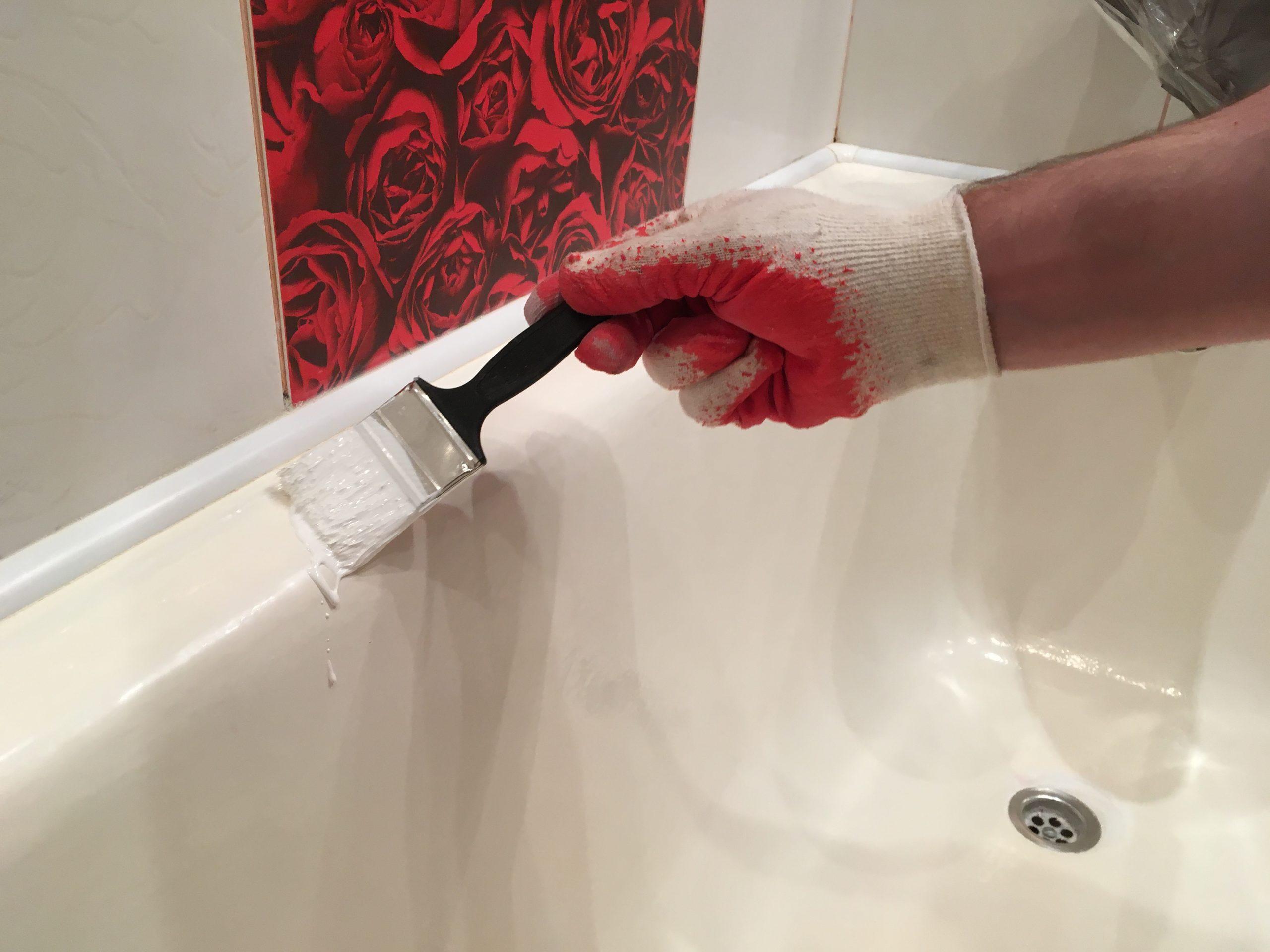 реставрация ванн в минске метод эмалировка ванн